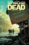 Walking Dead Dlx #27 Cvr A Finch & Mccaig (MR)