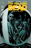 Walking Dead Dlx #27 Cvr B Adlard & Mccaig (MR)