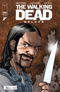 Walking Dead Dlx #27 Cvr D Adlard (MR)