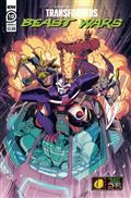 Transformers Beast Wars #10 Cvr A Malkova