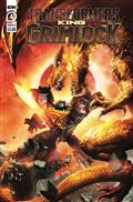 Transformers King Grimlock #4 (of 5) Cvr A Wilkins