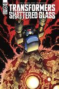 Transformers Shattered Glass #4 (of 5) Cvr A Milne