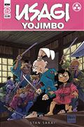 Usagi Yojimbo #24 Cvr A Sakai