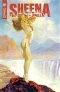 Sheena Queen Jungle #1 Cvr C Suydam