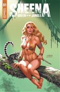 Sheena Queen Jungle #1 Cvr D Linsner