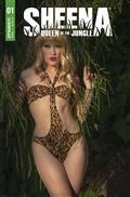 Sheena Queen Jungle #1 Cvr E Cosplay