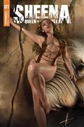 Sheena Queen Jungle #1 Cvr G 10 Copy Incv Cohen