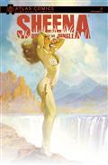 Sheena Queen Jungle #1 Cvr L Suydam Sgn Atlas Ed