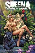 Sheena Queen of The Jungle TP Vol 02
