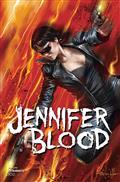 Jennifer Blood #2 Cvr A Parrillo (MR)
