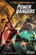 Power Rangers #13 Cvr A Parel (C: 1-0-0)