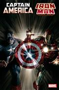Captain America Iron Man #1 (of 5)