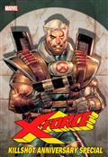 X-Force Killshot Anniversary Special #1 Connecting F Var
