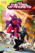 X-Men Trial of Magneto #4 (of 5) Medina Var