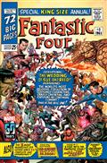 Fantastic Four Anniversary Tribute #1 Cheung Var
