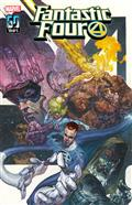 Fantastic Four Life Story #5 (of 6) Bianchi Var