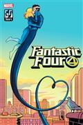 Fantastic Four #38 Bustos Stormbreaker Var
