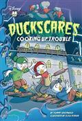 DUCKSCARES-HC-NOVEL-COOKING-UP-TROUBLES-(C-0-1-0)