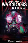 Watch Dogs Legion #1 (of 4) Cvr B Massaggia (MR)