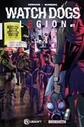 Watch Dogs Legion #1 (of 4) Cvr C Massaggia (MR)