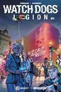 Watch Dogs Legion #1 (of 4) Cvr D 10 Copy Incv Germain (MR)