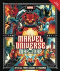 Marvel Universe Map By Map HC (C: 0-1-0)