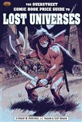 OVERSTREET-GUIDE-TO-LOST-UNIVERSES-HC-CVR-A-IRONJAW-(C-0-1-