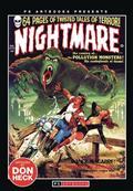 Ps Artbook Nightmare Magazine #1 (C: 0-1-1)