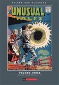 Silver Age Classic Unusual Tales HC Vol 03 (C: 0-1-1)