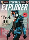 Star Trek Explorer Magazine #1 Newsstand Ed