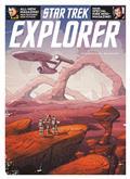 Star Trek Explorer Magazine #1 PX Ed