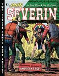 JOHN-SEVERIN-TWO-FISTED-COMIC-BOOK-ARTIST-HC-(C-0-1-2)