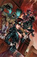 Van Helsing Return League of Monsters #1 Cvr A Vitorino