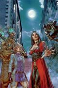 Van Helsing Return League of Monsters #1 Cvr B Vigonte