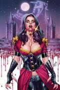 Van Helsing Return League of Monsters #1 Cvr C Anacleto