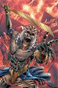 Myths & Legends Quarterly Blood Pharaoh #1 Cvr A Vitorino