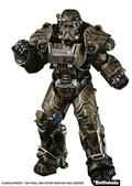 Fallout T-60 Camouflage Power Armor 1/6 Scale Fig (Net) (C: