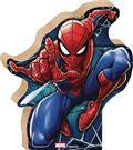 Marvel Heroes Spider-Man 6In Chunky Wood Art (C: 1-1-2)