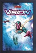 Marvel Vision 11X17 Framed Print (C: 1-1-2)