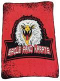 Cobra Kai Eagle Fang Logo Fleece Blanket (C: 1-1-2)