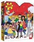 Bobs Burgers Pride 1000 Pc Puzzle (C: 0-1-2)