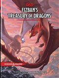 D&D Rpg Fizbans Treasury of Dragons HC (C: 0-1-2)