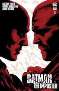 Batman The Imposter #3 (of 3) Cvr A Andrea Sorrentino (MR)