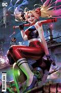 Harley Quinn #9 Cvr B Derrick Chew Card Stock Var (Fear State)