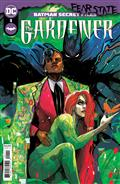 Batman Secret Files The Gardener #1 (One Shot) Cvr A Christian Ward (Fear State)