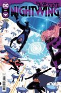Nightwing #86 Cvr A Bruno Redondo (Fear State)