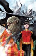 Robin & Batman #2 (of 3) Cvr A Dustin Nguyen