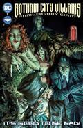Gotham City Villains Anniversary Giant #1 (One Shot) Cvr A Lee Bermejo