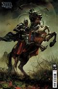 Dark Knights of Steel #1 (of 12) Cvr B Joshua Middleton Card Stock Var
