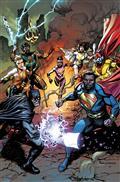 Justice League Incarnate #1 (of 5) Cvr A Gary Frank
